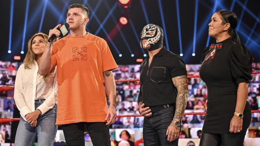 WWE reportedly considers Dominik Mysterio as one...