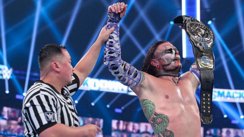 """Jeff Hardy Wishes to Bring Back """"Willow"""""""