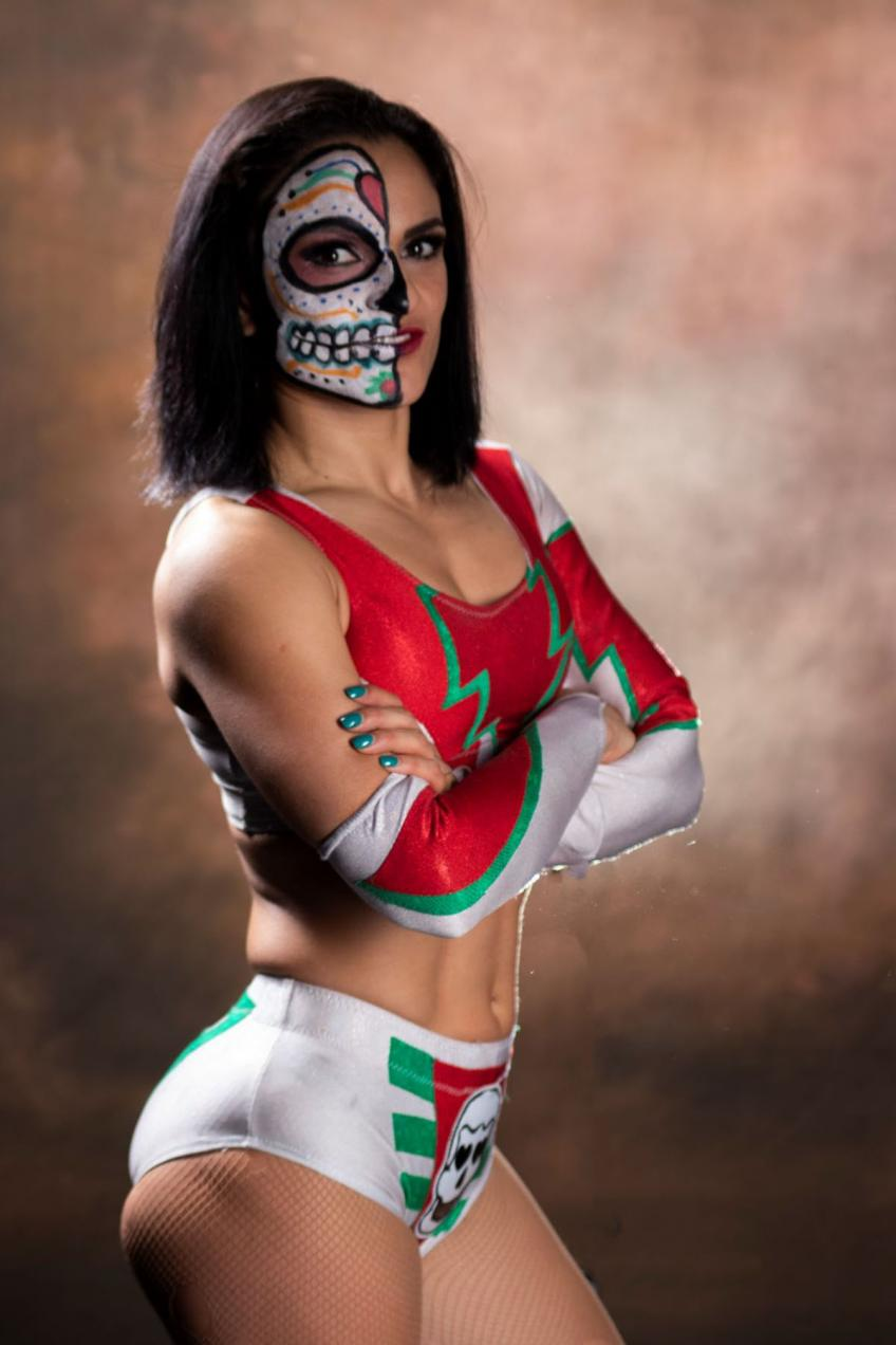 Thunder Rosa Speaks about Turning Down WWE Offer