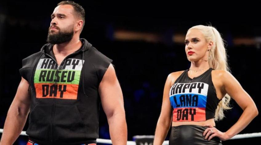 Vince McMahon's initial reaction to Lana and Rusev's engagement revealed