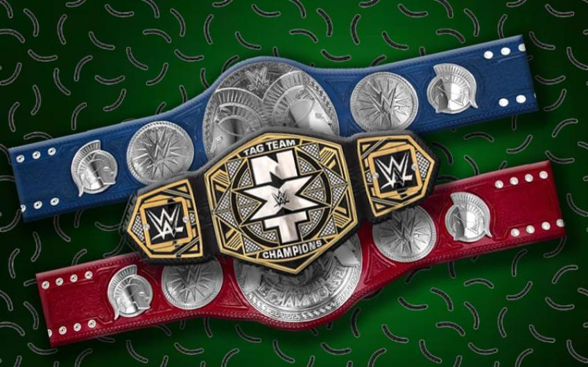 Is WWE unifying their tag team titles?