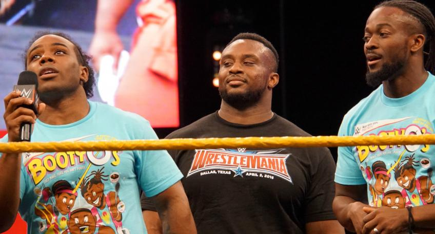 What plans does WWE have in store for The New Day?
