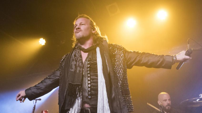 Chris Jericho's suggestion to end WWE-AEW war: Change NXT's schedule