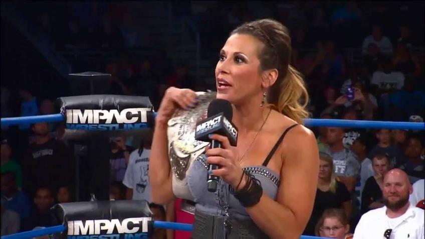 Mickie James Speaks About Botched Finish