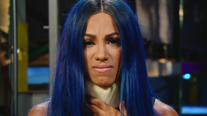 *Spoiler* Sasha Banks breaks silence after vicious assault from Bayley