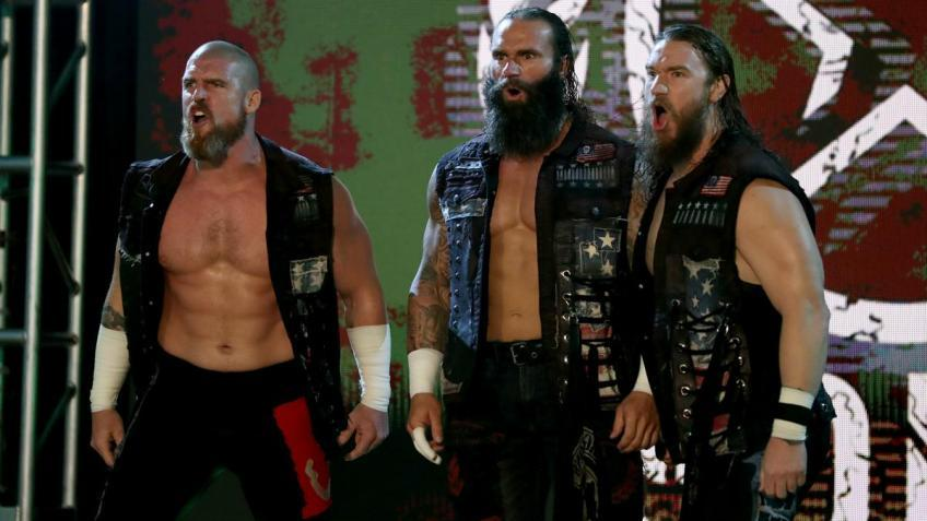 Backstage update on the Forgotten Sons' WWE return
