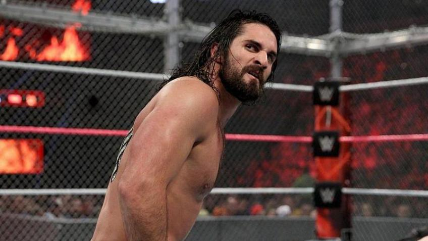 Seth Rollins talks about his WWE Hall of Fame Introducer