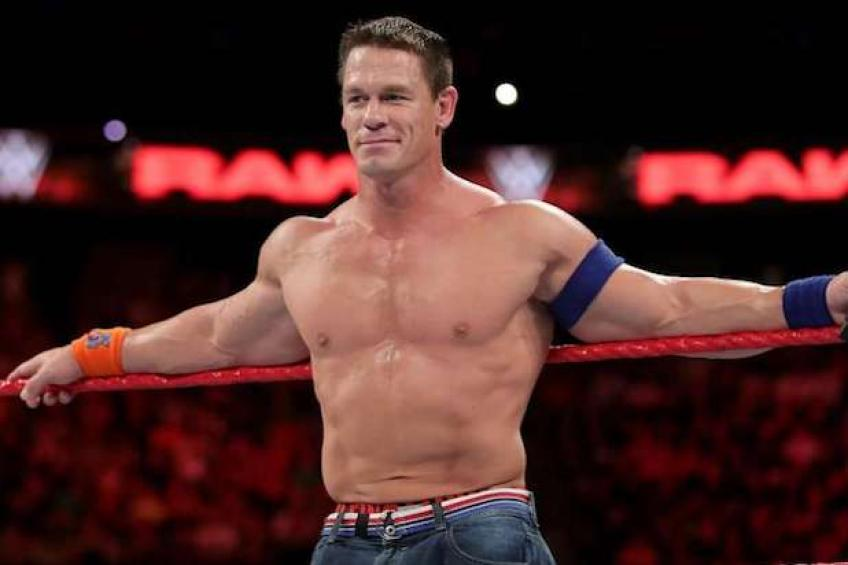 John Cena talks about the support he received from Edge