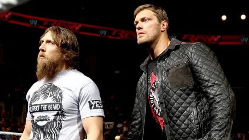 Edge and Daniel Bryan get new responsibilities in WWE creative