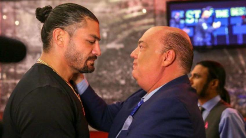 Why did Roman Reigns bring in Paul Heyman as his advocate?