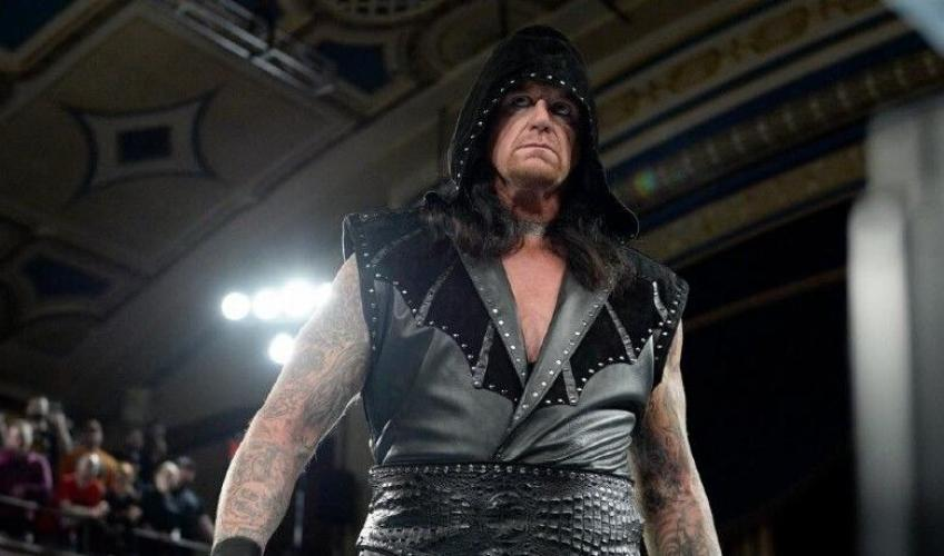 The Undertaker discusses his Boneyard Match with AJ Styles