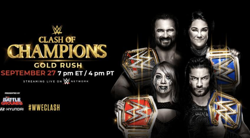 WWE Clash of Champions main event could be influenced by...