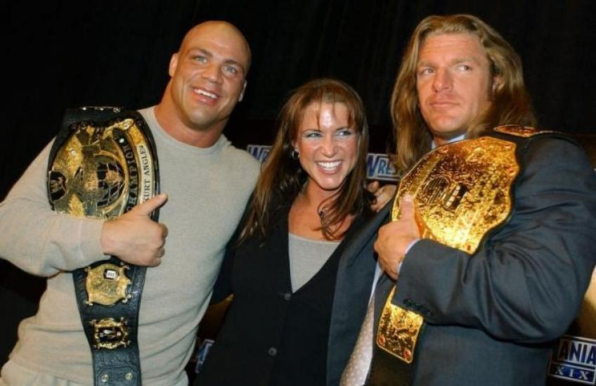Clarity on why Triple H's love triangle storyline was halted