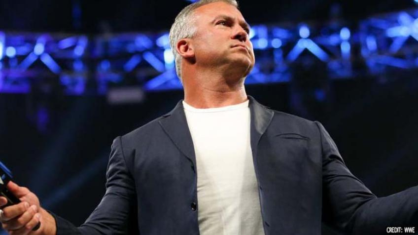 Shane McMahon on whether he plans to have another match