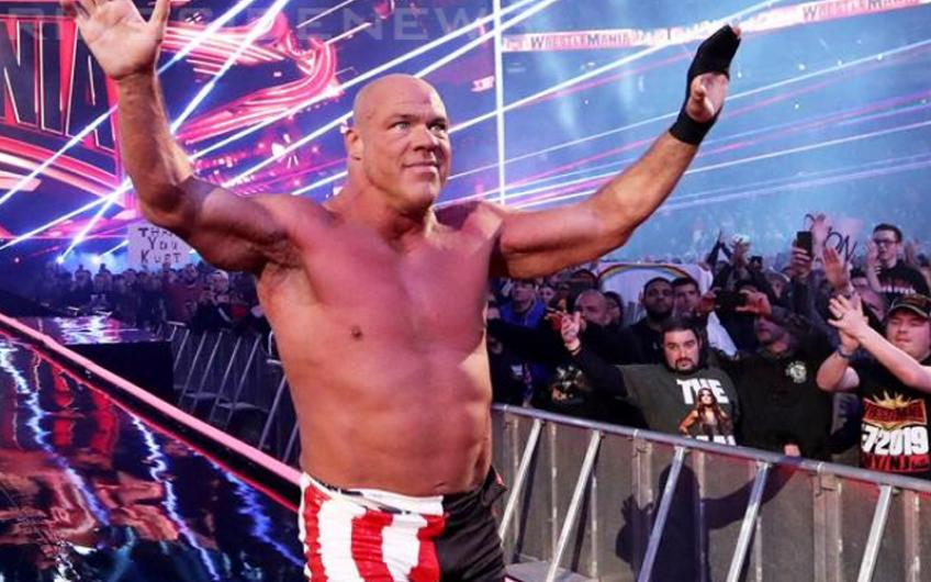 Kurt Angle on how he went about becoming a WWE star
