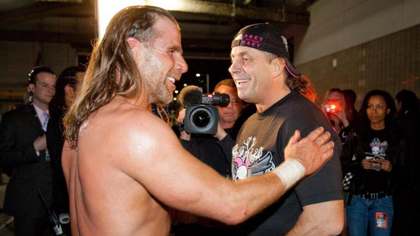 Bret Hart on Issues with Shawn Michaels