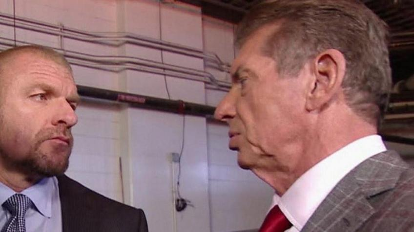 WWE Draft to put Vince McMahon and Triple H on crosshairs once again