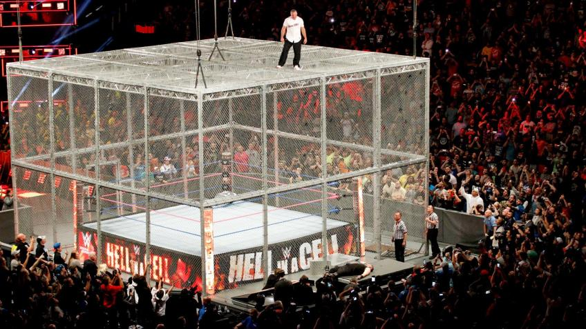 *Spoiler* RAW's next PPV Hell in a Cell's marquee match announced
