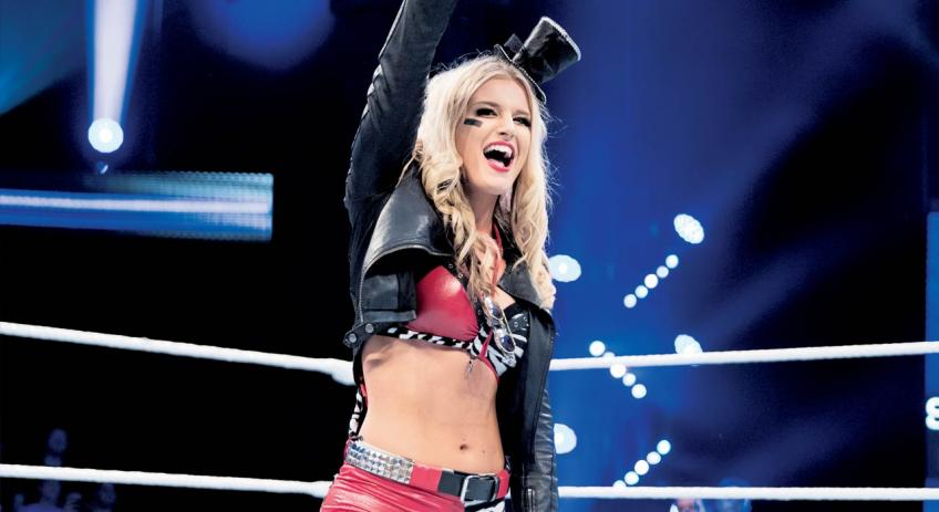 Toni Storm on Her WWE NXT Return