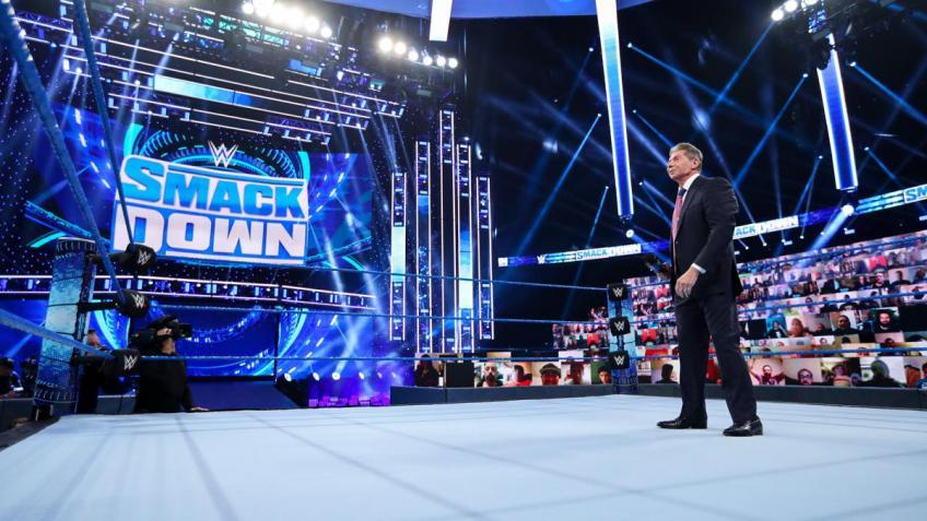 WWE to stay in the ThunderDome for a few more weeks
