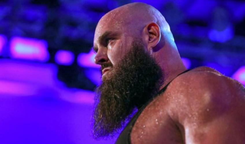 WWE has reportedly planned a monster match for Braun Strowman