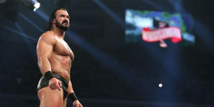 Drew McIntyre on wanting a match with The Undertaker