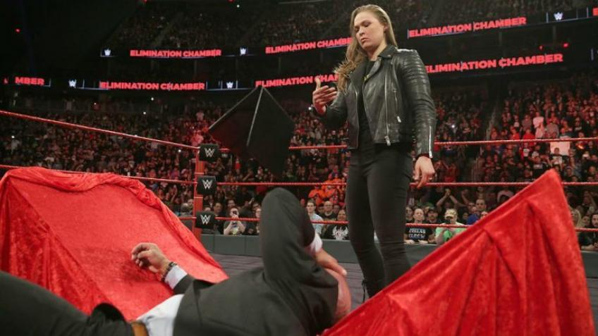 Ronda Rousey's possibly worked out extension in WWE contract