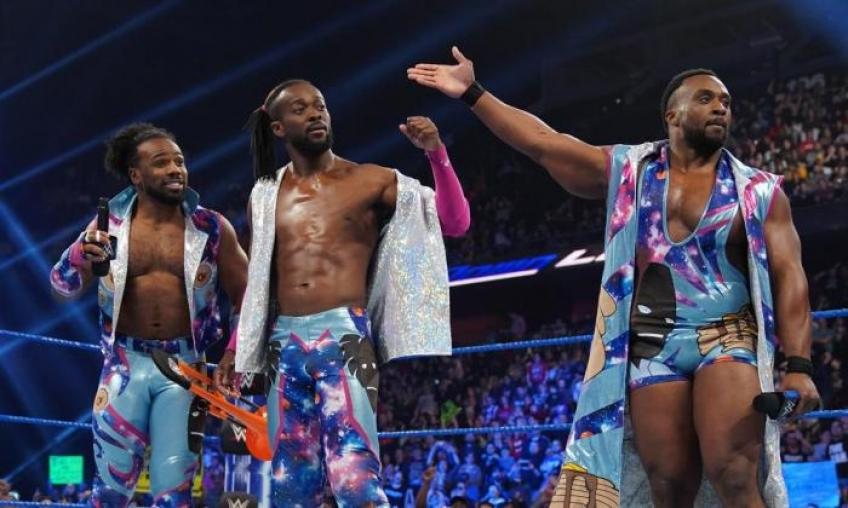 WWE planning to repackage Big E into a serious character