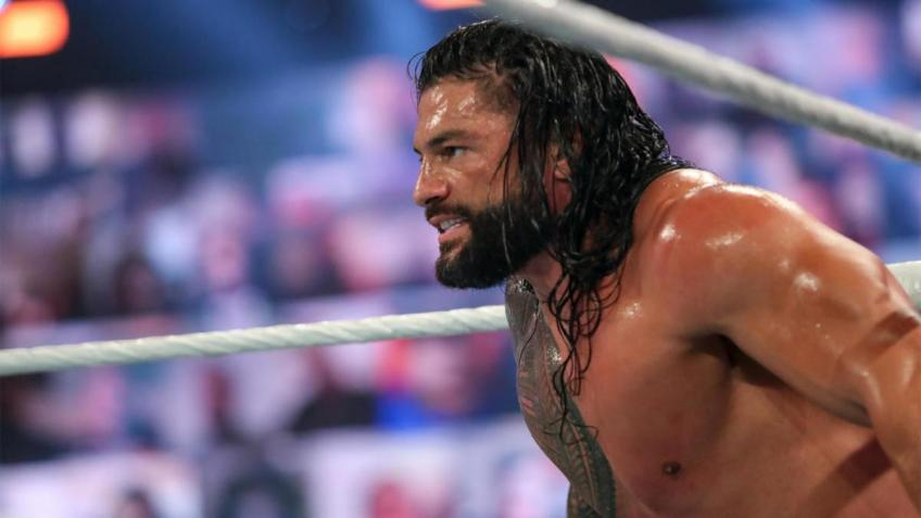 Roman Reigns reveals which WWE Hall Of Famer he grew up idolizing
