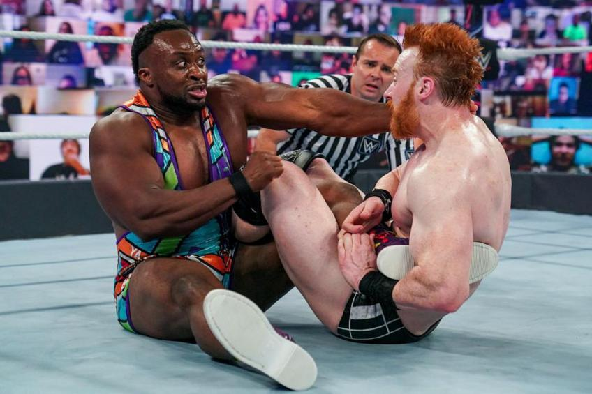 Sheamus comments on a possible match with Drew McIntyre