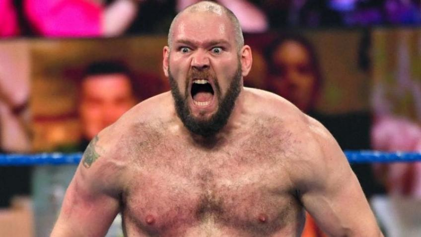 WWE appears to be preparing to change Lars Sullivan's name