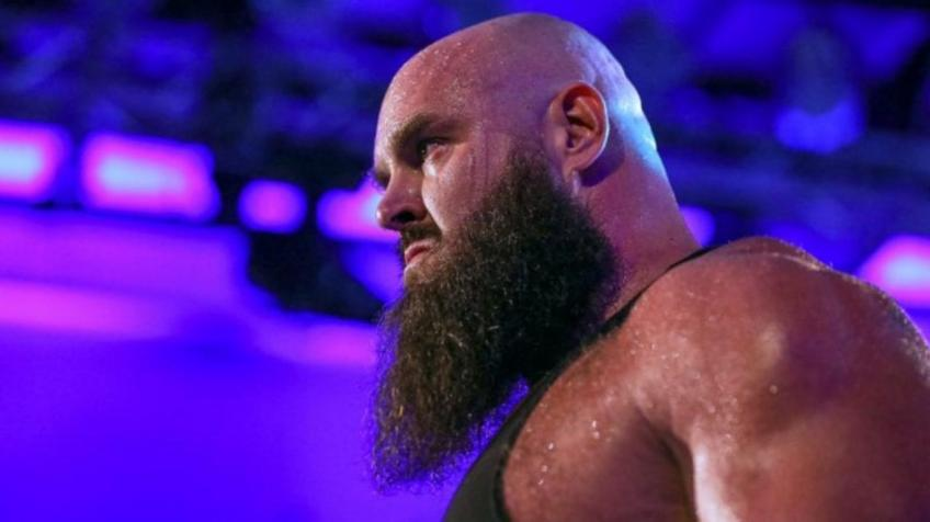 Braun Strowman on His Personal Life After Big Car Accident