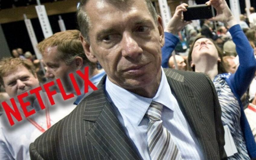 Netflix is working on a Vince McMahon documentary