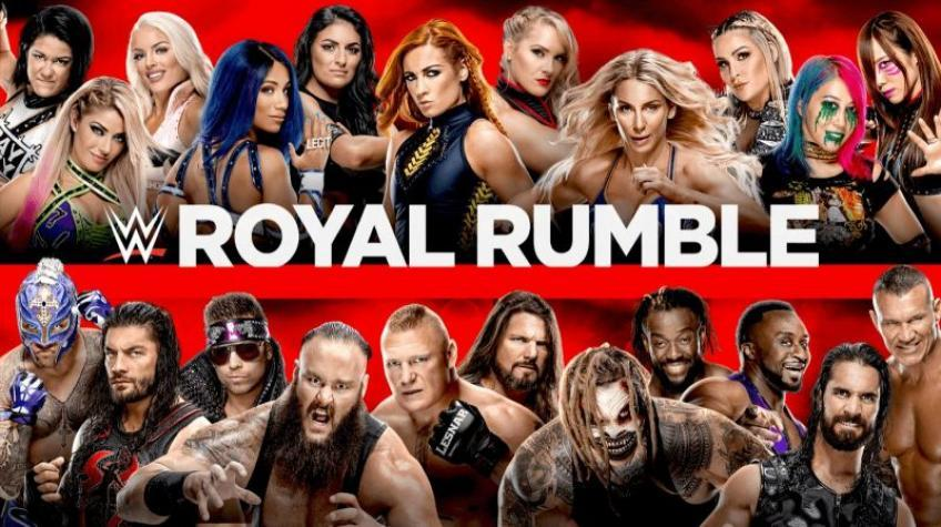 WWE's thought about 2021 Royal Rumble winners
