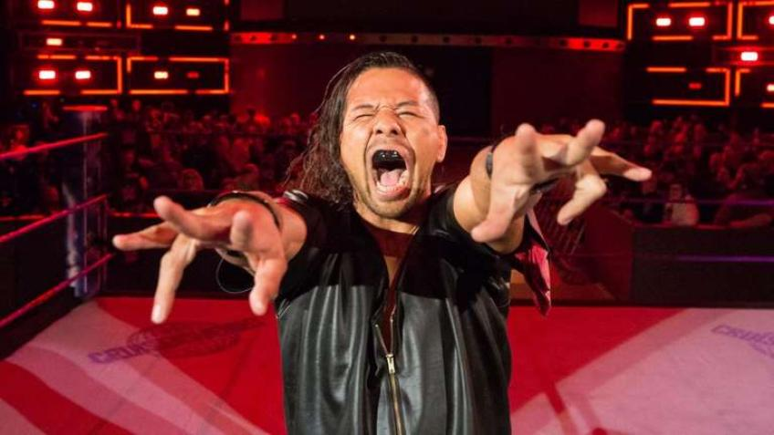 Shinsuke Nakamura: Most people in WWE are underrated