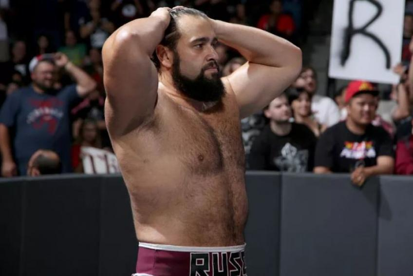 Rusev reveals WWE buried and fined him for cutting hair