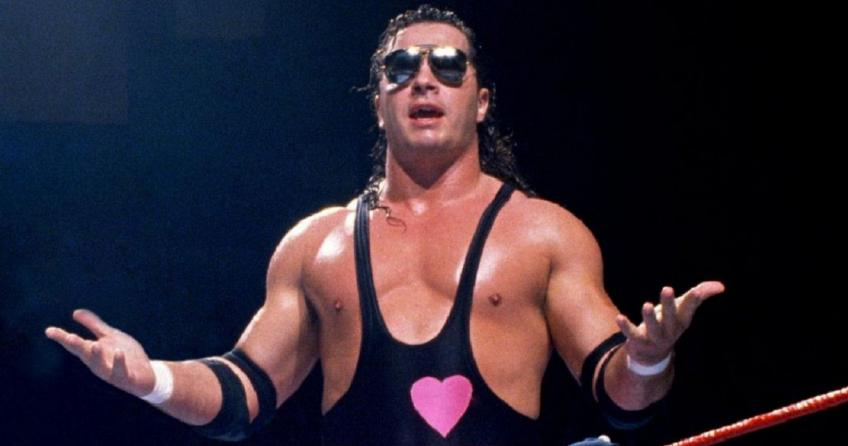 Bret Hart explains how Davey Boy Smith was  a little bit corrupted by...