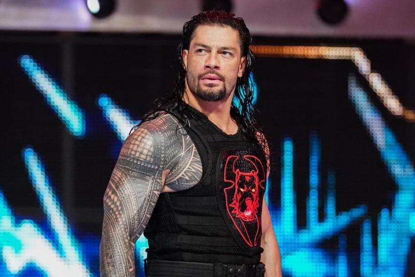 WWE had much different plans for Roman Reigns