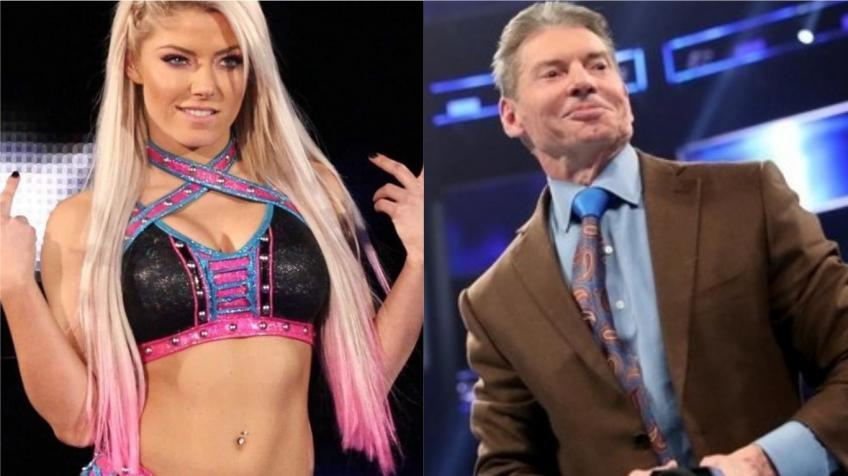 Alexa Bliss reveals what Vince McMahon told her after her injury