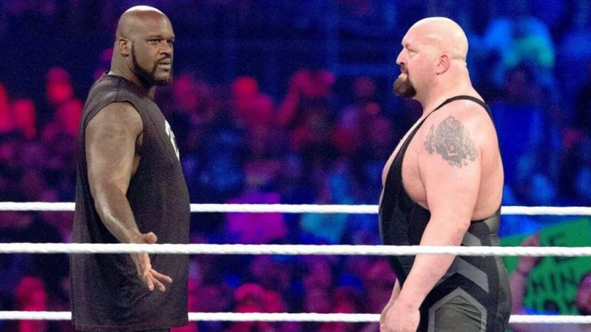 Possible reason why WWE nixed Big Show vs Shaquille O'Neal