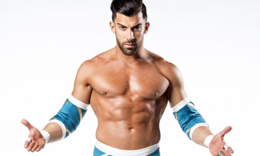 Robbie E. Talk About His New Character