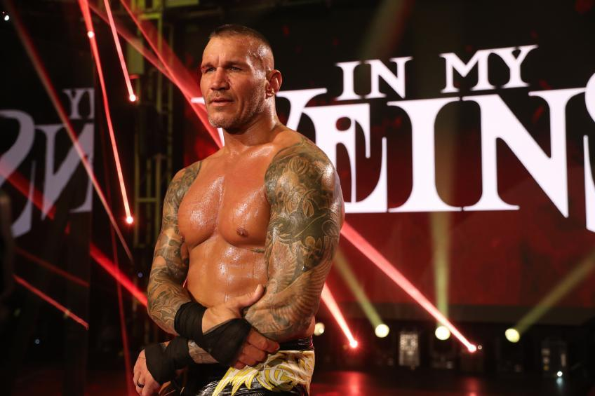 WWE champion Randy Orton fined for his actions