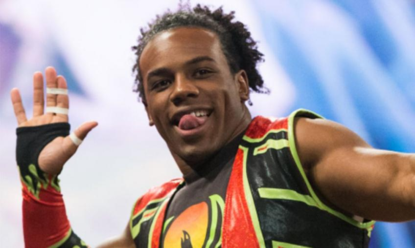 Xavier Woods on Origin and The New Day Promos