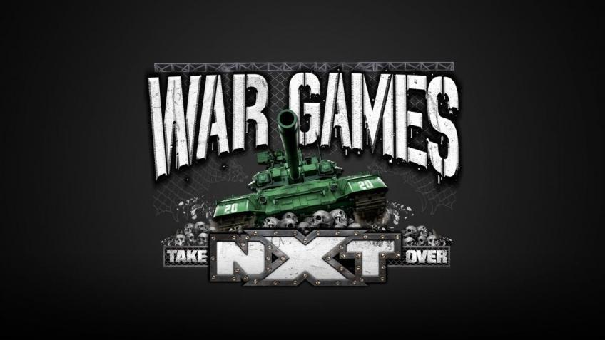 WWE NXT announces War Games Pay-Per-View