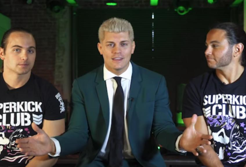 AEW Talk About Fake Social Media Accounts, Jericho Hair loss and ROH Events