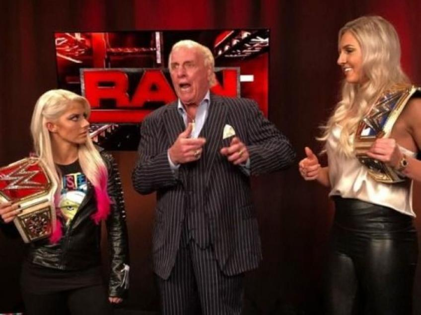 WWE files new trademarks for Alexa Bliss and Charlotte Flair