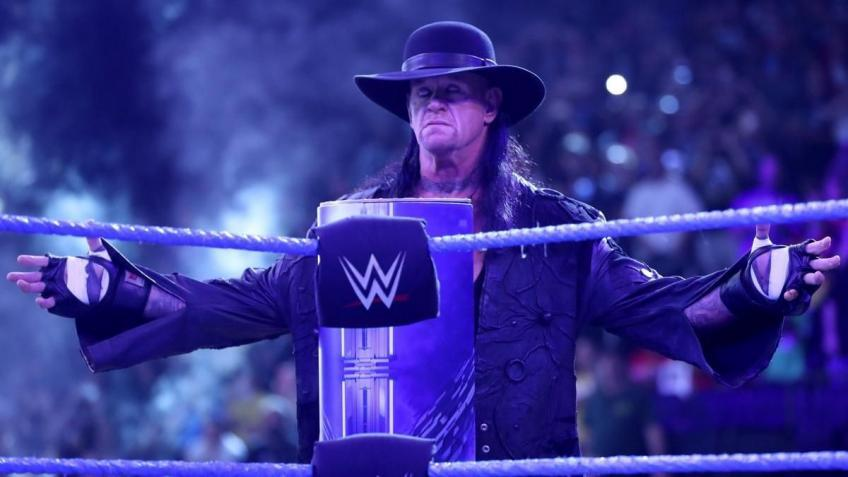 Backstage details on The Undertaker's farewell