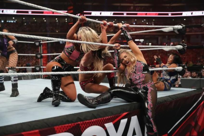 WWE considering booking inventive Royal Rumble finish