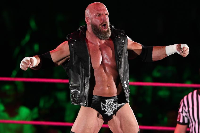 Triple H on seeking advice from Undertaker when he started dating Stephanie