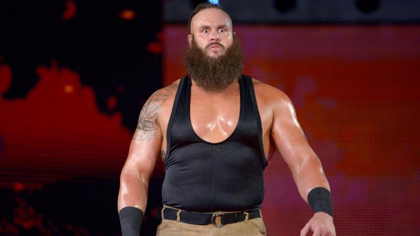 Reported plans for Braun Strowman